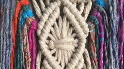 Creating Your Macramé Work in The Best Way
